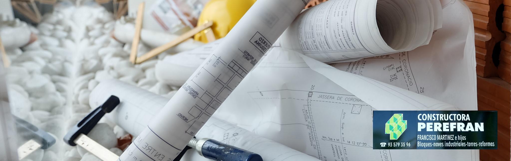 Constructora Perefran, nos encargamos de los permisos y licencias que precise.