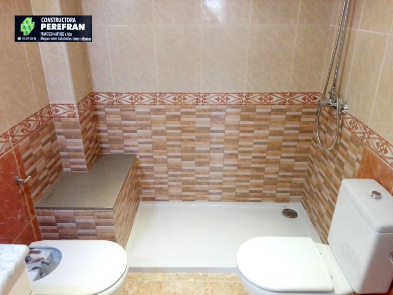Constructora Perefran S.L.Mollet del   Vallès,Barcelona, rehabilitación   fachadas, reformas baños, cocinas