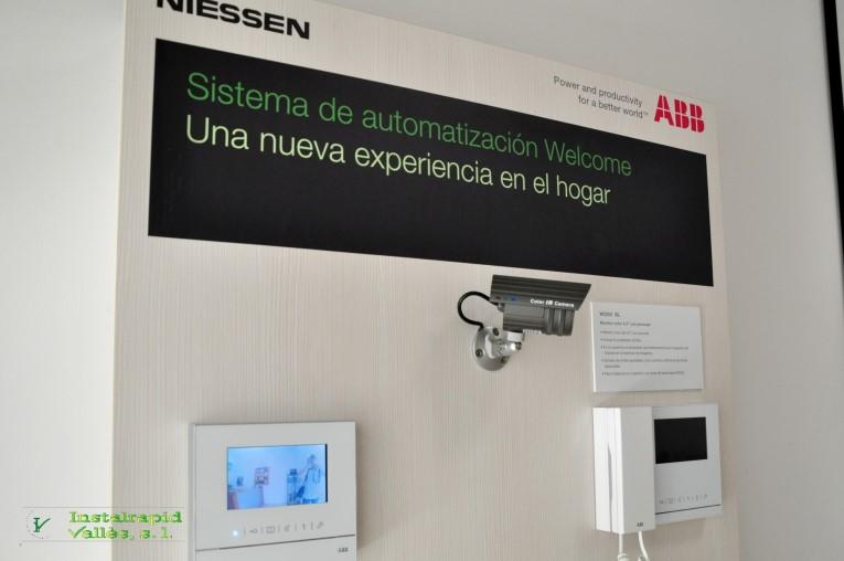 Videoporteros Niessen Instalrapid Vallès S.L., antenas, vídeo porteros digitales automáticos, Mollet del Vallès, Barcelona