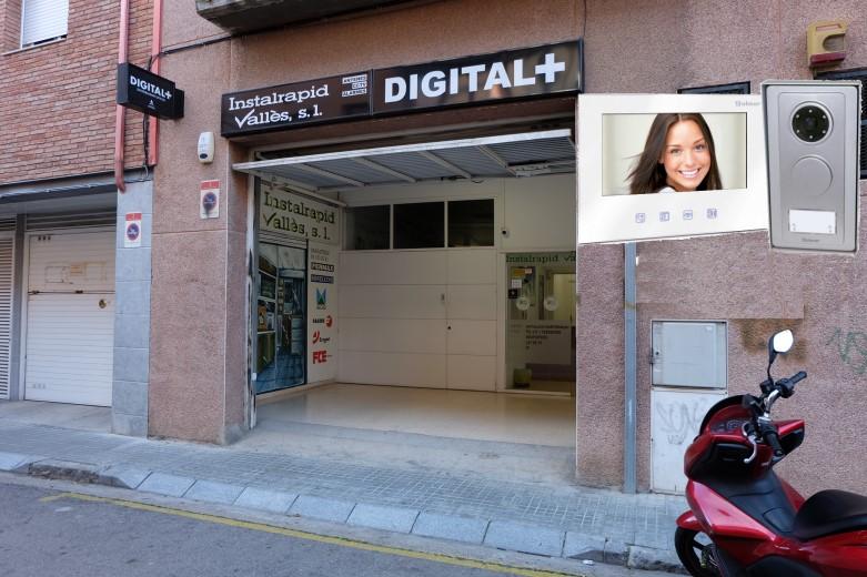Instalrapid Vallès S.L., vídeo porteros digitales para comunidades vecinos,nuevos modelos,servicio técnico en Mollet del Vallès, Barcelona