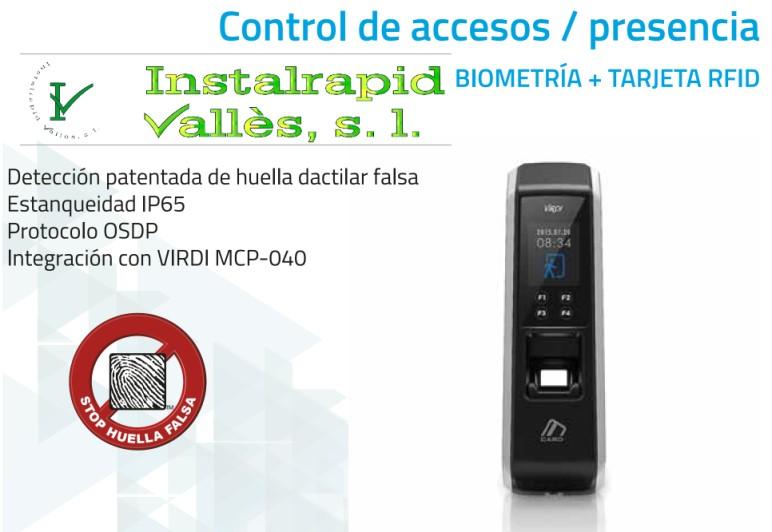 Quien instala Dispositivos de Control de Presencia para trabajadores, Instalrapid Vallès, Barcelona